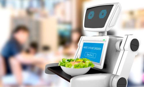 Kinh doanh Nhà hàng: Robot sẽ chẳng thể thay thế con người hoàn toàn