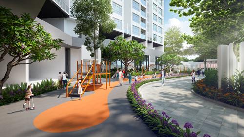 4 điểm nhấn của dự án căn hộ chung cư Compass One Bình Dương - 1