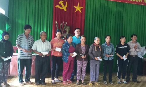 Phát Đạt tăng cường hoạt động hỗ trợ cộng đồng