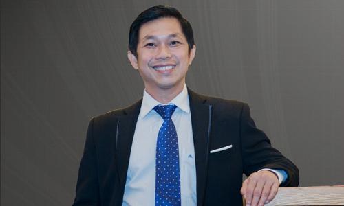 Ông Đoàn Đình Duy Khương - CEO Dược Hậu Giang.