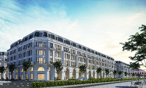 Nhà phố Lovera Garden hưởng lợi từ hạ tầng đồng bộ của Bắc Ninh