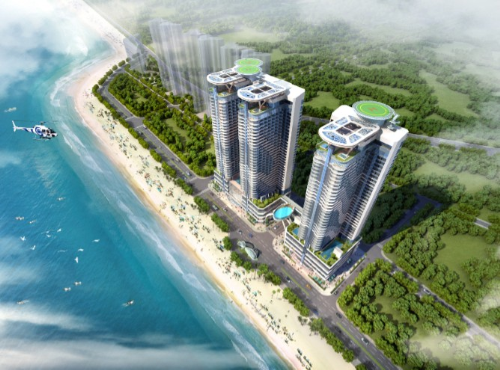 Tham vọng thành công trình biểu tượng Nha Trang của dự án condotel 5 sao