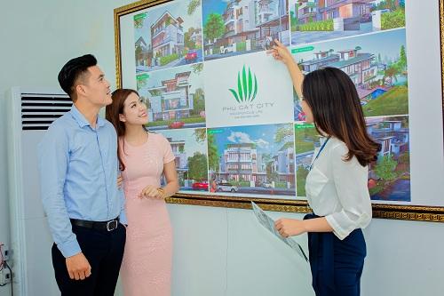 Phú Cát City bán các căn biệt thự cuối cùng