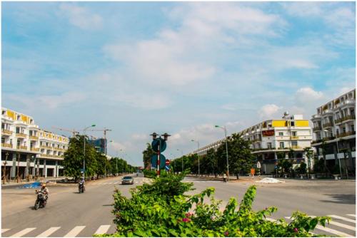 5 khu nhà phố thương mại Tây Hà Nội được giới đầu tư quan tâm