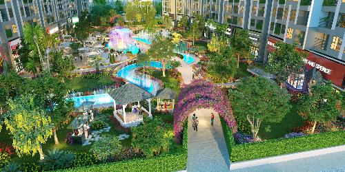 Lợi thế vị trí huyết mạch của dự án Imperia Sky Garden