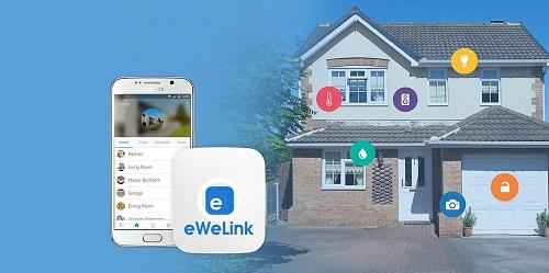 eWeLink cung cấp phong phú 1 số thiết bị và biện pháp nhà thông minh, thích hợp có nhu cầu của mỗi gia đình.