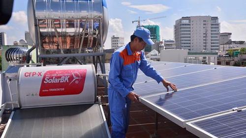Để tính toán hệ thống điện mặt trời phù hợp và tỷ lệ tiết kiệm mong muốn, người dân có thể truy cập www.bigkilowatt.com và nhập yêu cầu cụ thể. Công cụ được lập trình dựa trên cách tính toán giá điện bậc thang hiện nay và tham vấn bởi chuyên gia tài chính để ra con số chính xác.