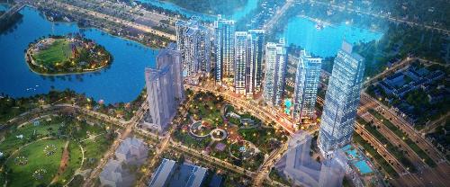 Eximrs phân phối dự án căn hộ cao cấp Eco Green Sài Gòn