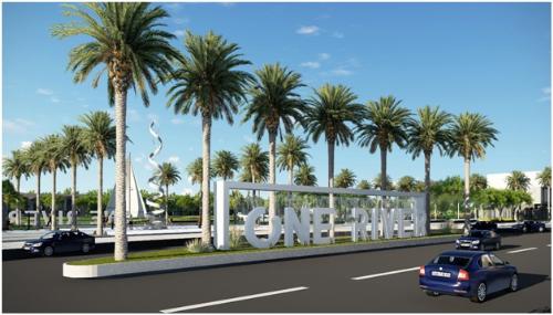 One River kiến tạo không gian cộng đồng cư dân bằng quảng trường ánh sáng