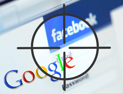 Google, Facebook là hai trong số những công ty cơ quan thuế đang gặp gặp khó trong nghiên cứu làm việc để thu ngân sách.