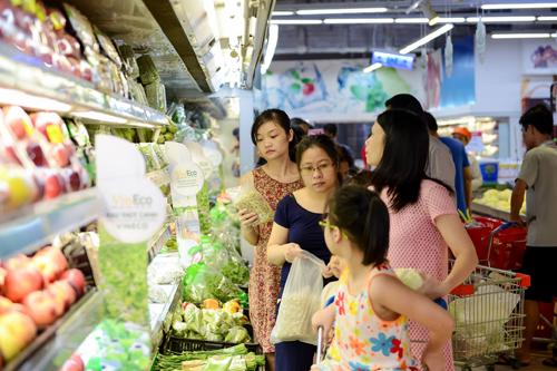 VinMart khai trương siêu thị trong tòa tháp cao nhất Việt Nam