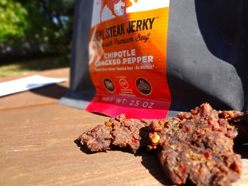 Một trong một số sản phẩm thịt khô của Chefs Cut Real Jerky. Ảnh: Chefs Cut Real Jerky
