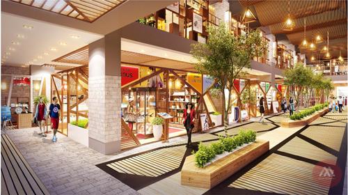 Saigon Metro Mall - trung tâm thương mại kết nối ga metro