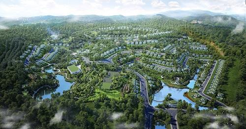 Ra mắt 37 biệt thự hướng núi tại khu nghỉ dưỡng sinh thái ở Hòa Bình