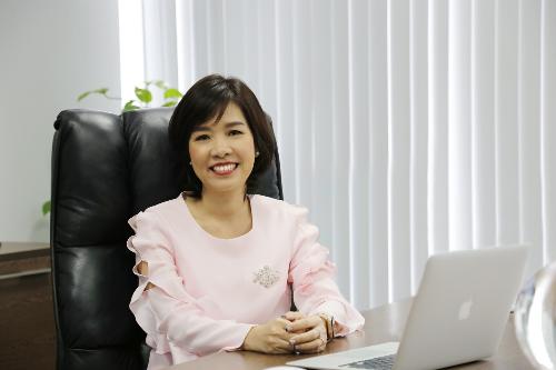 Tổng giám đốc Công ty TNHH Hoa Sen Việt.