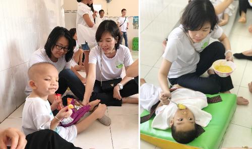 Hoa Sen Việt Group luôn quan tâm đến những vận hành thiện nguyện.