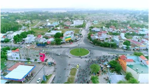 Sunshine City tận dụng lợi thế hạ tầng sẵn có vùng ven Quảng Nam