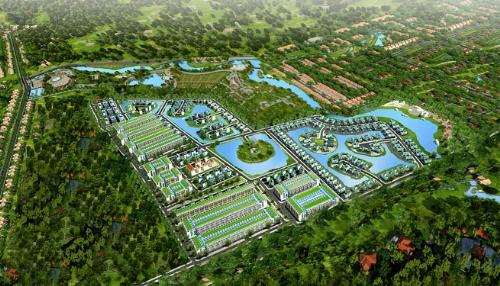 Trảng Bom, Đồng Nai hút các dự án bất động sản nghìn tỷ