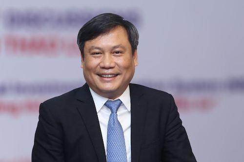 Ông Vũ Đại Thắng - Thứ trưởng Bộ Kế hoạch & Đầu tư