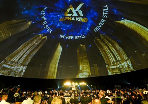 Công ty bất động sản quốc tế Alpha King ra mắt thị trường Việt