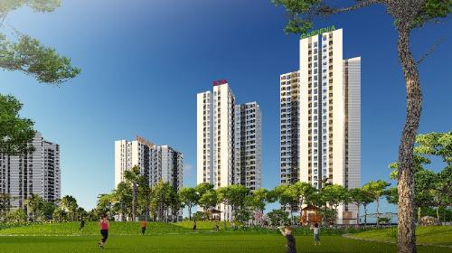 Ra mắt phân khu cao cấp Flower Garden tại Hồng Hà Eco City