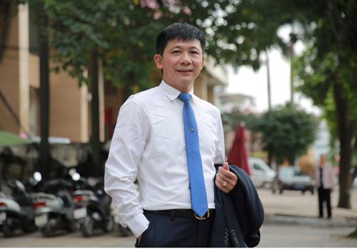Ông Bùi Xuân Thu - Tổng giám đốc Công ty CP Bảo hiểm Bưu Điện (PTI).