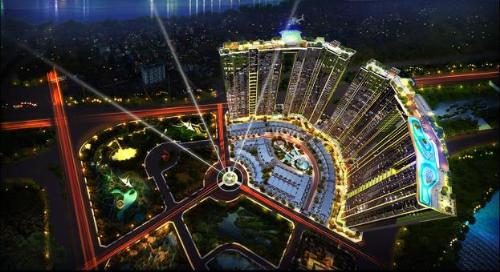 Sunshine City giành giải 'Nhà ở hạng sang tốt nhất Việt Nam'