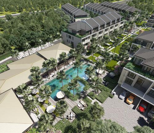 Khu biệt thự ParkCity Hanoi hưởng lợi thế hạ tầng khu vực Hà Đông