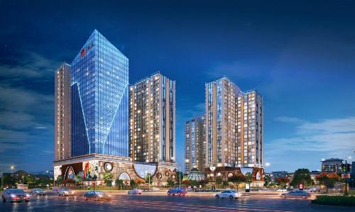 Dự án Hinode City giành hai giải thưởng bất động sản