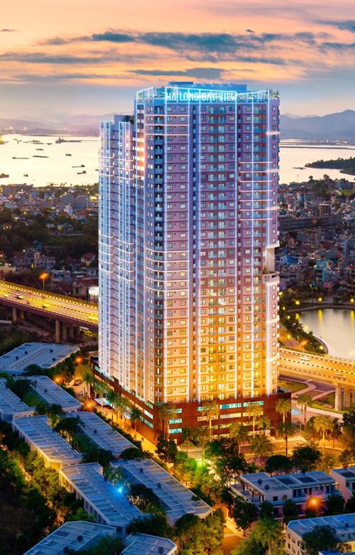 Với địa điểm trọng điểm, tầm nhìn khoáng đạt, Hạ Long Bay View lôi kéo nhiều nhà đầu tư.