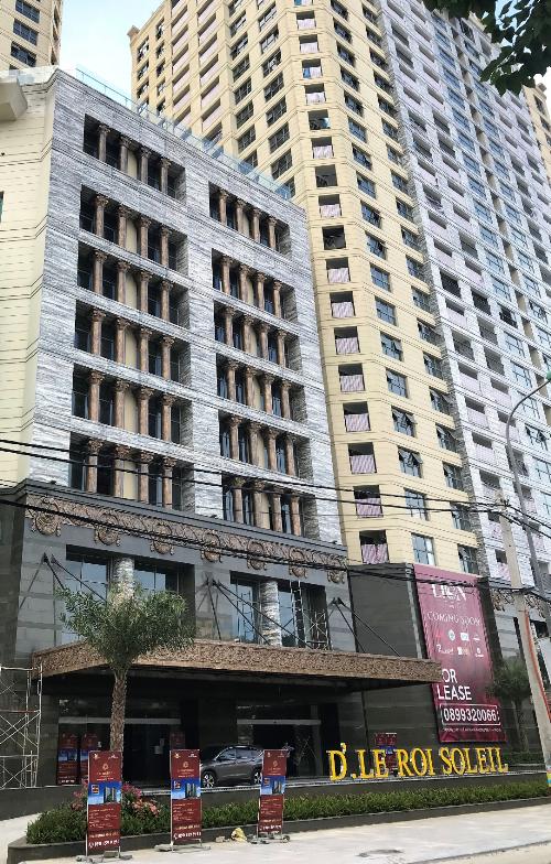 Tân Hoàng Minh tặng xe sang cho khách mua căn hộ