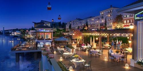 Sun Premier Village Primavera góp phần một vàih tân bề ngoài Nam Phú Quốc và nâng cao giá trị tài sản nhà đầu tư