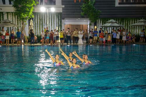 Dự án Celadon City kỷ niệm hai năm vận hành khu thể thao và nghỉ dưỡng