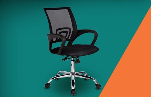 Nội thất IBIE tân tiến giá từ 399.000 đồng. Ghế xoay văn phòng PV505 là loại phổ biến, giá rẻ và phù hợp có cả không gian văn phòng và nhà ở.