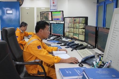 Trong 6 tháng đầu năm 2018, Khí Đông Nam Bộ đạt doanh thu 17.902 tỷ đồng.
