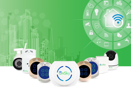 Smart home OnSky có công nghệ đột phá và kiến trúc sáng tạo từ thung lũng Silicon, Mỹ.