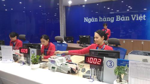 Bản Việt đang triển khai nhiều biện pháp nhằm quản trị làm việc kinh doanh, đặc trưng là quản lý rủi ro tín dụng.
