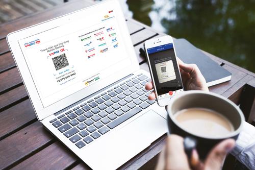 Cơ hội trúng vàng khi chi trả bằng QR Pay trên BIDV SmartBanking.