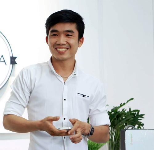 Chàng kỹ sư khởi nghiệp với món bánh cuốn Nguyễn Đình Chính.