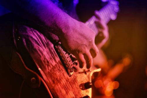 Lễ hội nhạc rock thường niên ở Cống Liêu lôi kéo 1 số khách hàng trai nhạc từ khắp nơi đổ về. Ảnh: pexels.