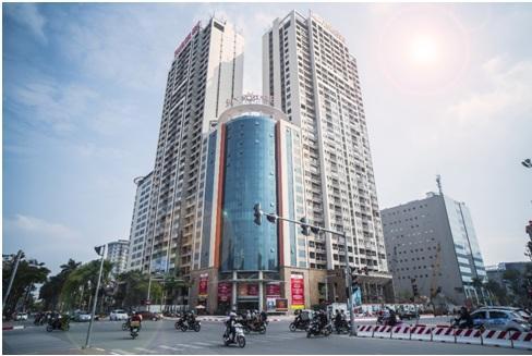 Tòa căn hộ Sun Square thu hút khách mua nhờ lợi thế hạ tầng