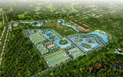Phân khúc nghỉ dưỡng đổ bộ thị trường bất động sản Đồng Nai