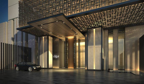 Regent đưa phong cách độc bản vào biệt thự trên không ở Phú Quốc