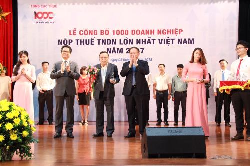 Vietjet vào top 100 doanh nghiệp nộp thuế lớn nhất Việt Nam