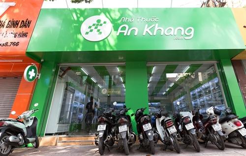 Chuỗi nhà thuốc An Khang đang có bảy cửa hàng ở TP HCM. Ảnh: MWG.