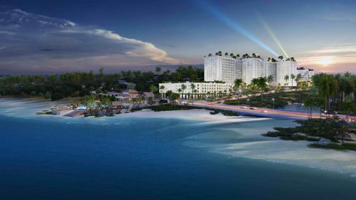 Phát triển bất động sản nghỉ dưỡng ven biển Bình Thuận