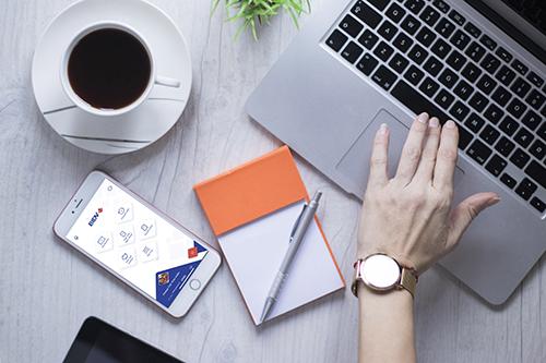 Ngày càng nhiều khách hàng BIDV ưa chuộng giao dịch chuyển tiền qua áp dụng BIDV SmartBanking.