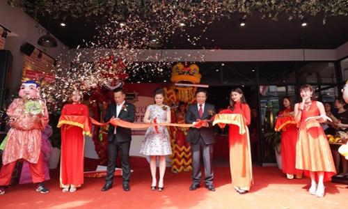 King Coffee mở cửa hàng đầu tiên tại TP HCM