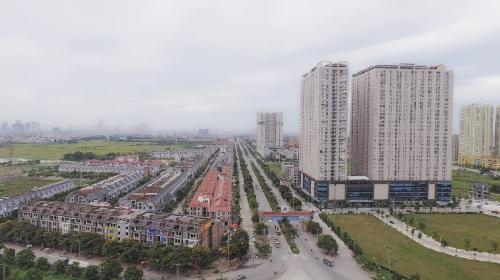 Bất động sản Tây Hà Nội hưởng lợi từ hạ tầng