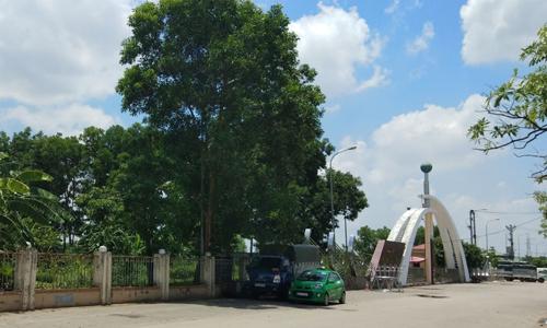 Bắc Giang cho mượn đất công viên làm sân tập golf